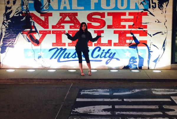 Kendall Visits Nashville